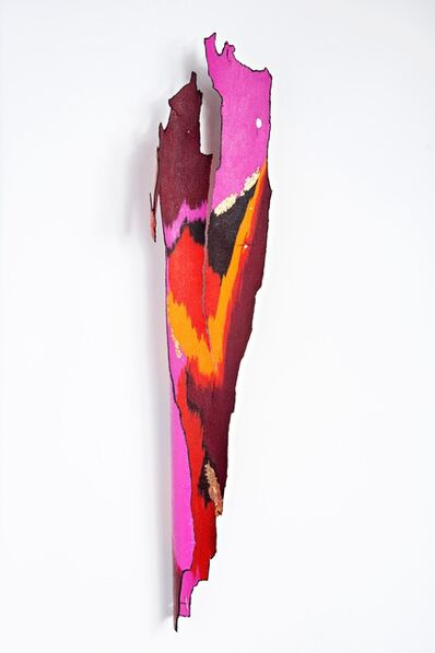 Suzan Globus, 'Firebird', 2018