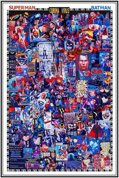 DJ Leon, 'Batman, Superman, Coronavirus', 2020