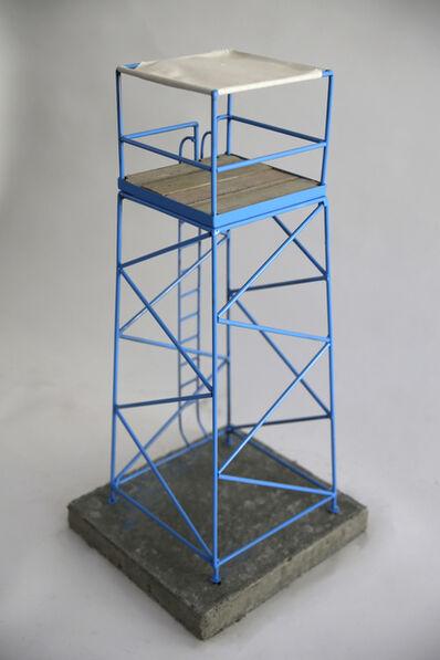 Antonio Cosentino, 'Lifeguard Tower 2', 2016