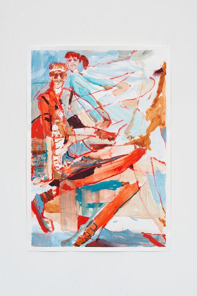 Michael Taylor (b. 1979), 'Phantom aerobics', 2021