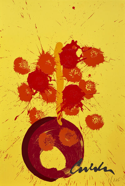 Dale Chihuly, 'Hot Poppies', 2018