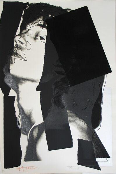 Andy Warhol, 'Mick Jagger (F&S 144)', 1975