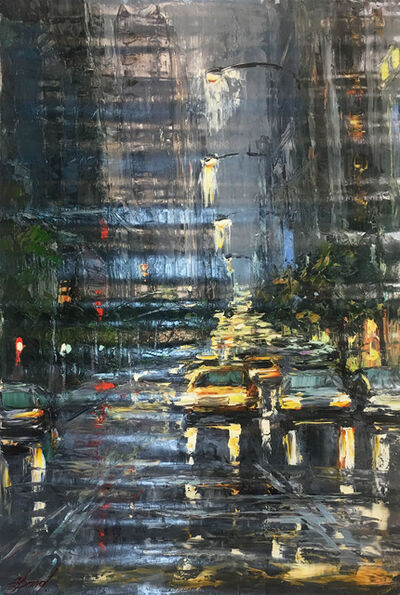 Elena Bond, 'Dark Sky NY'