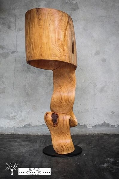 Dwita Arya, 'Twist Lamp', 2018