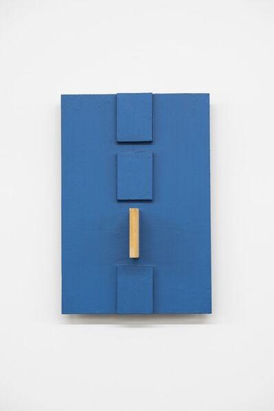 Kishio Suga 菅木志雄, '無底', 2006