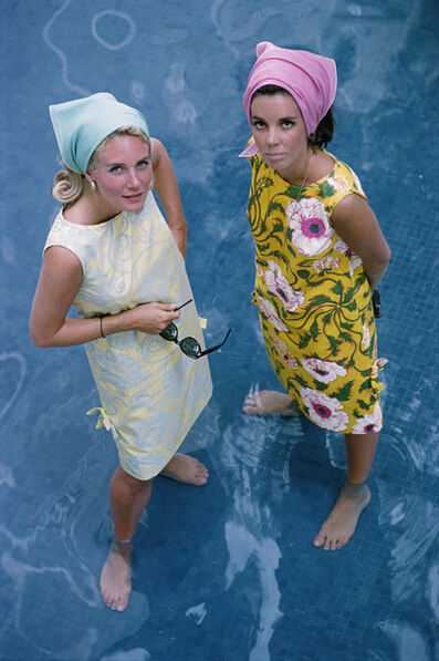 Slim Aarons, 'Palm Beach Ladies', 1964