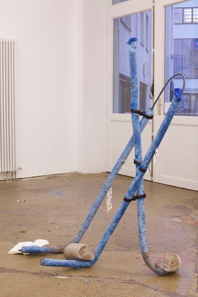 Michael Dean, 'analogue x', 2015