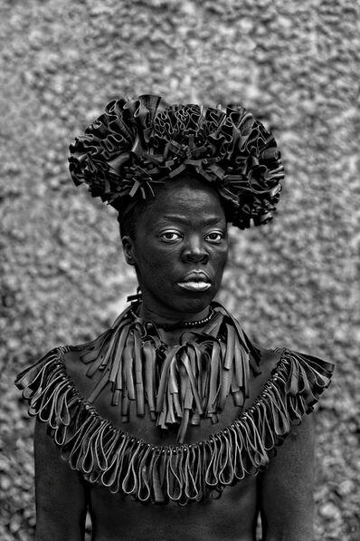 Zanele Muholi, 'Hlonipha, Cassilhaus, Chapel Hill, North Carolina', 2016