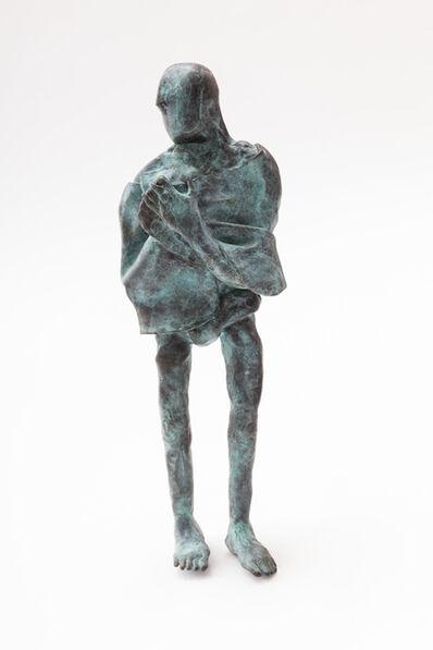 Francis Upritchard, 'Bronze with towel', 2006