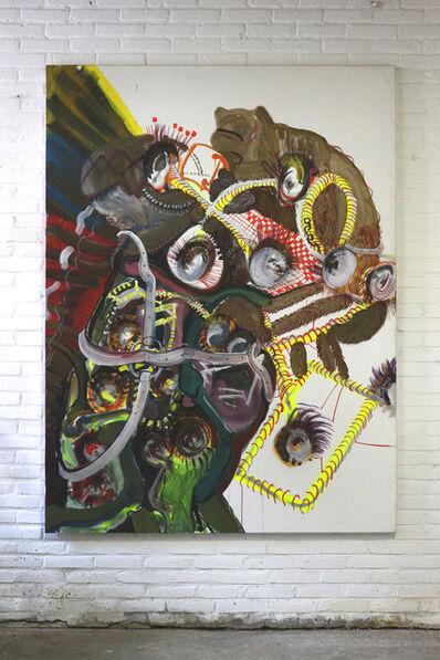 David Bade, 'Ik zag twee beren.....,', 2008
