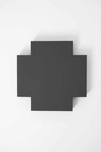 Alan Charlton, 'Broad Cross Painting', 1991
