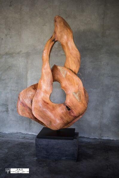 Dwita Arya, 'Trisula', 2018