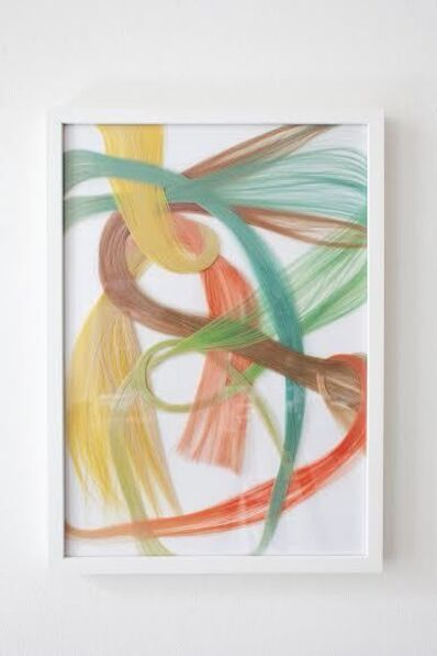Jennis Li Cheng Tien, 'Intermediate Filaments 4', 2014