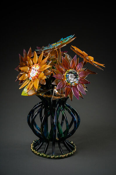 Ginny Ruffner, 'Bouquet of Muses', 2020