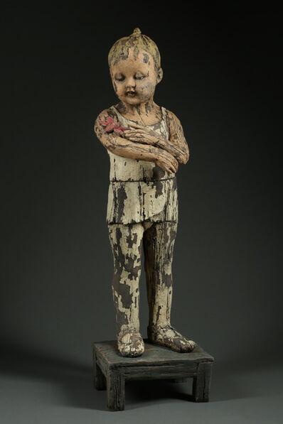 Margaret Keelan, 'Little Dancer with Moth', 2013