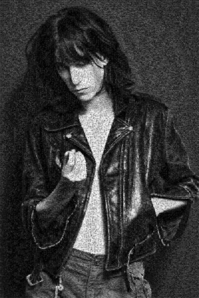 Lynn Goldsmith, 'Patti Smith - Rock Mosaic', 1975