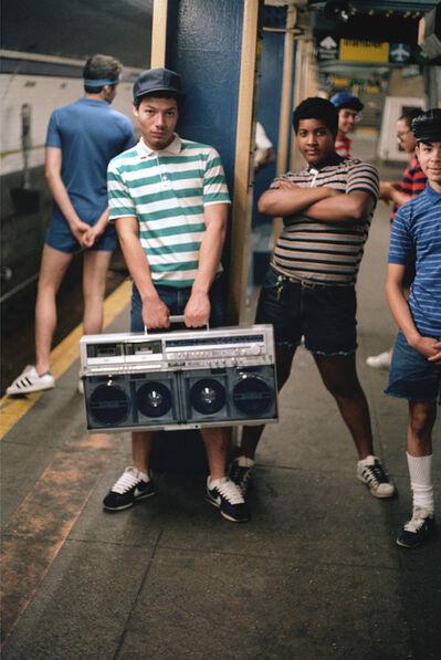 Jamel Shabazz, 'The Crew, Lower East Side, Manhattan, NYC', 1984