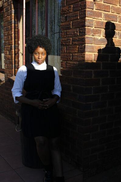 Lebohang Kganye, 'Ke eme ka diaparo tsa sekolo I', 2012 -2014