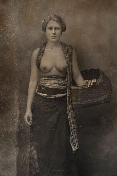 Agan Harahap, 'Miss Djoeminten (Meisjes Uit Indonesië)', 2018