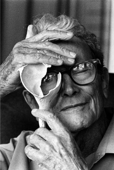 Nomi Baumgartl, 'The Naturalist´s Eye, Andreas Feininger, New Milford, Connecticut', 1989