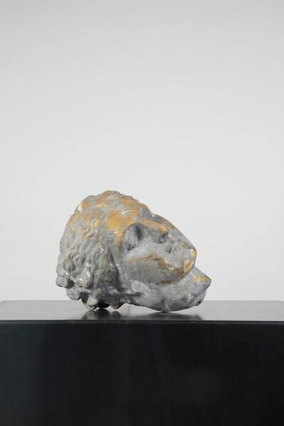 Massimiliano Pelletti, 'Gold Head ', 2019
