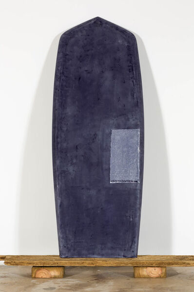 Bhakti Baxter, 'Stealth Bomber (4.10, finless, tunnel hull)', 2016