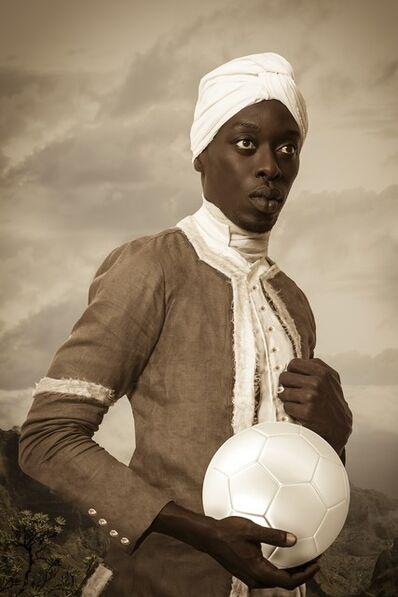 Omar Victor Diop, 'Angelo Soliman', 2014