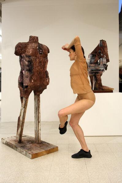 Wayne McGregor | Random Dance, 'site specific performance for Collezione Maramotti', 2013