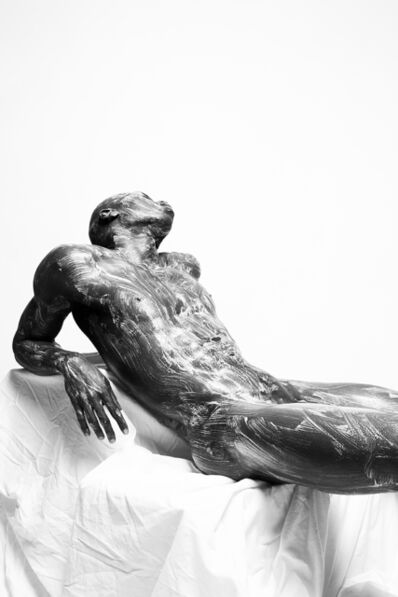 Lakin Ogunbanwo, 'Untitled (Nude 2)', 2016