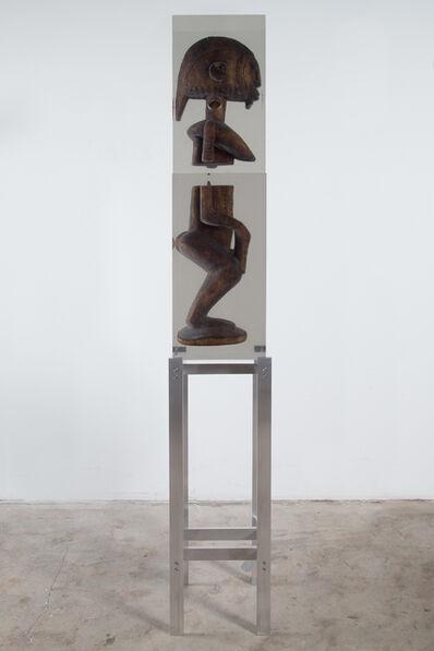 Matthew Angelo Harrison, 'Dark Silhouette: Balanced Sunder', 2019