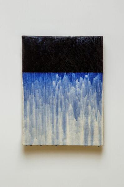 Jun Kaneko, 'Untitled, Wall Slab', 2017