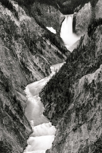 Christopher John Brown, 'Artists Point, Yellowstone', 2014