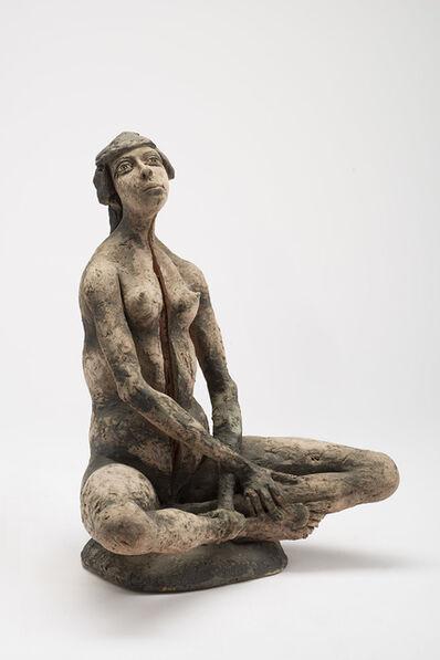 """Agenore Fabbri, '""""Nudo presences""""', 1973"""