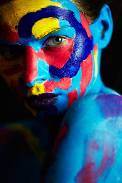 Bradley Theodore, 'Hana Closeup', 2015