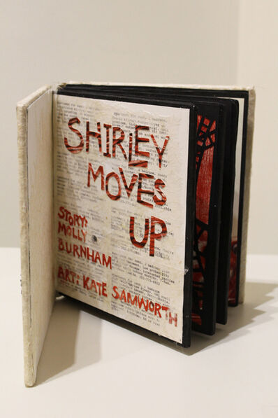 Kate Samworth, 'Shirley Moves Up ', 2017