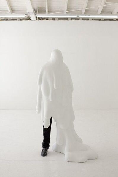 Daniel Arsham, 'Standing Figure with Drip', 2011