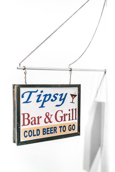 Drew Leshko, 'Tipsy Bar and Grill', 2019