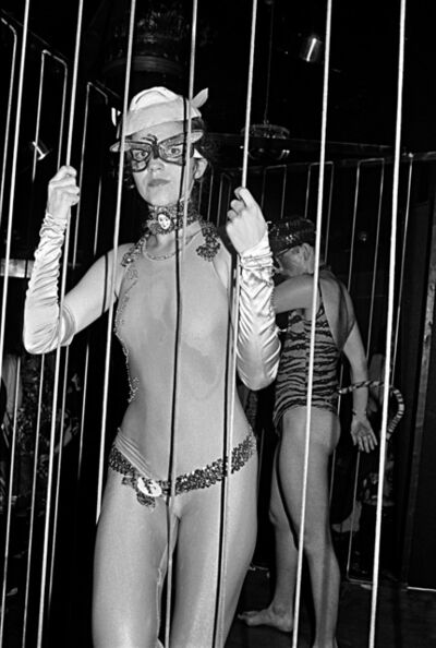 Bill Bernstein, 'Le Clique #2', 1979