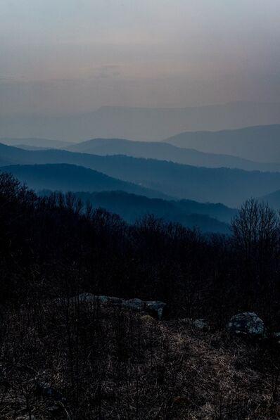 Brian Freer, 'Shenandoah Lookout', 2021