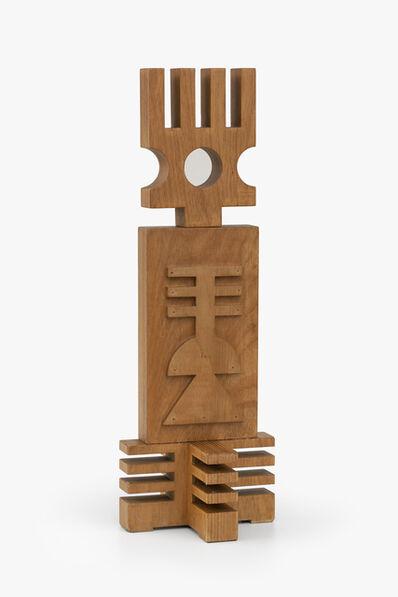 Rubem Valentim, 'Conjunto Altar Sacral Emblemático - E 59', 1980