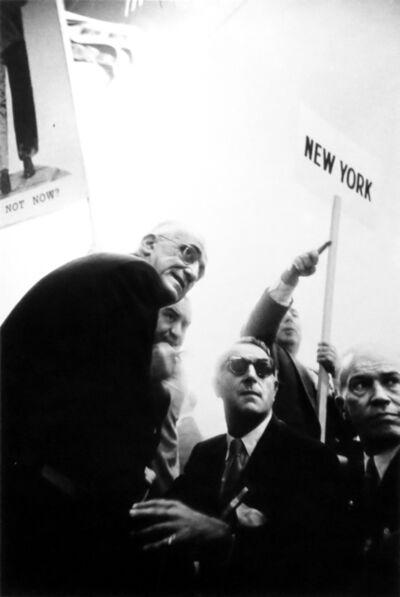 Cornell Capa, 'Democratic National Convention', 1960