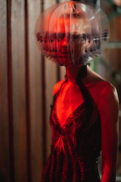 Pamela Berkovic, 'Untitled (Disco Head)', 2018