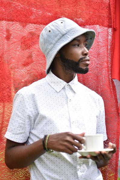 Nomusa Mtshali, 'Inyanga Ibomvu (Under the Red Moon) III', 2019