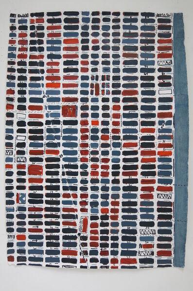 Barbara Macfarlane, 'East River (19 to 53)', 2014