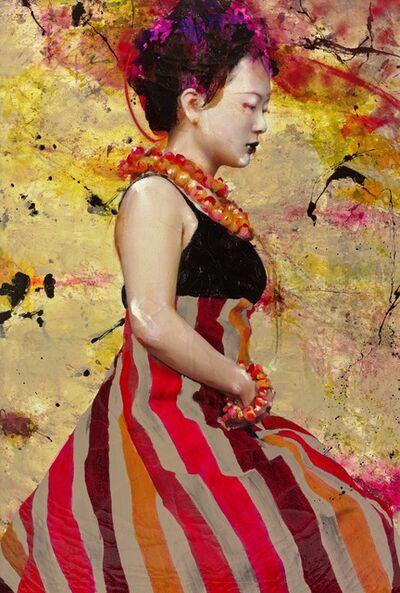 Lita Cabellut, 'Color of Dew 04', 2015