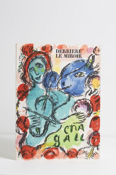 Marc Chagall, 'Chagall - Derrière le Miroir, n° 198', 1972