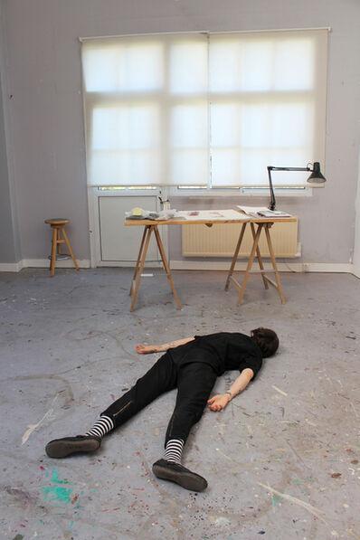 Noora Schroderus, 'Artist in her Atelier', 2017