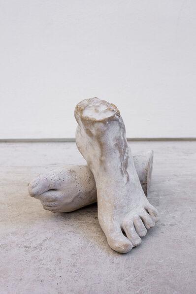 Alix Marie, 'Femme Fontaine / Feet', 2018