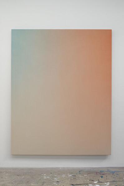 Oliver Marsden, 'Fade II (Turquoise Blue Orange)', 2014