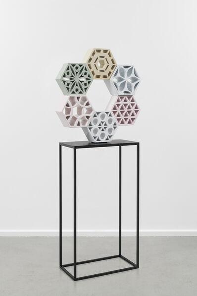 """Nevin Aladağ, '""""Jali Ring""""', 2018"""